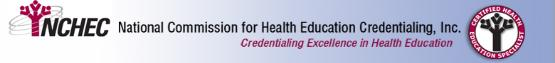 National Commission for Health Education Credentialing, Inc.