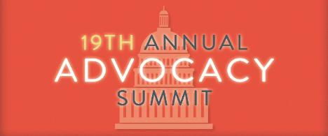 Advocacy Summit Logo
